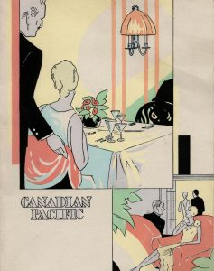 Empress of Russia menu